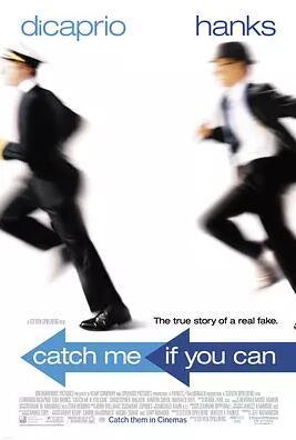 猫鼠游戏 Catch Me If You Can