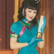 亚洲小姐宫雪花