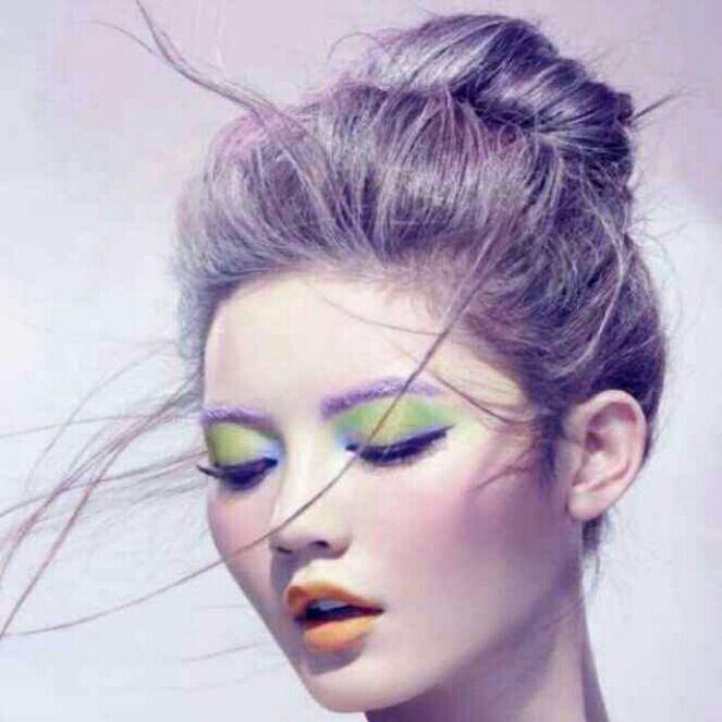 美美的客照分享[可爱][可爱]-来自影楼化妆师萱萱--最
