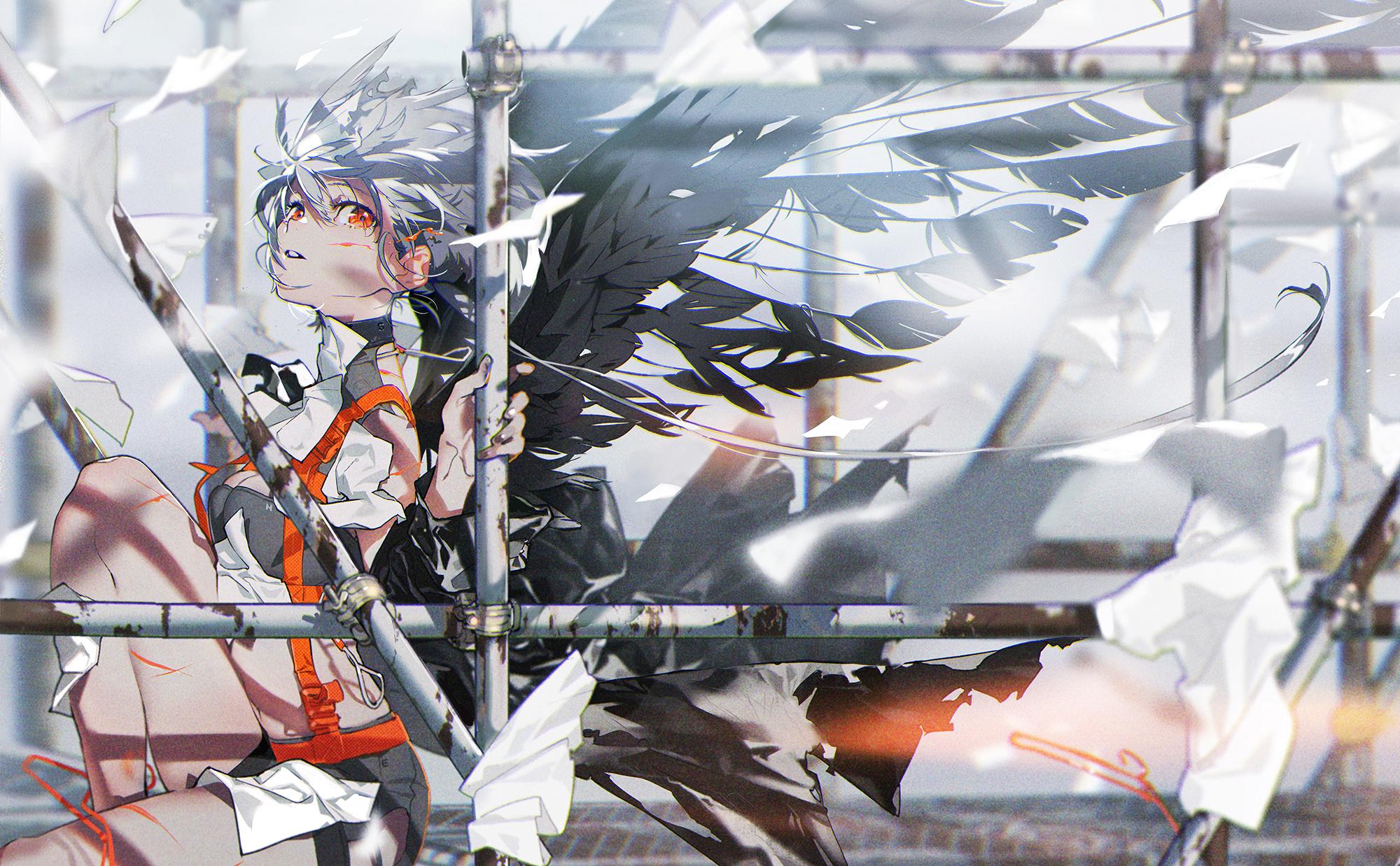 图片[4]-【画师推荐】日本超人气画师,米山舞插画作品集-Anime漫趣社
