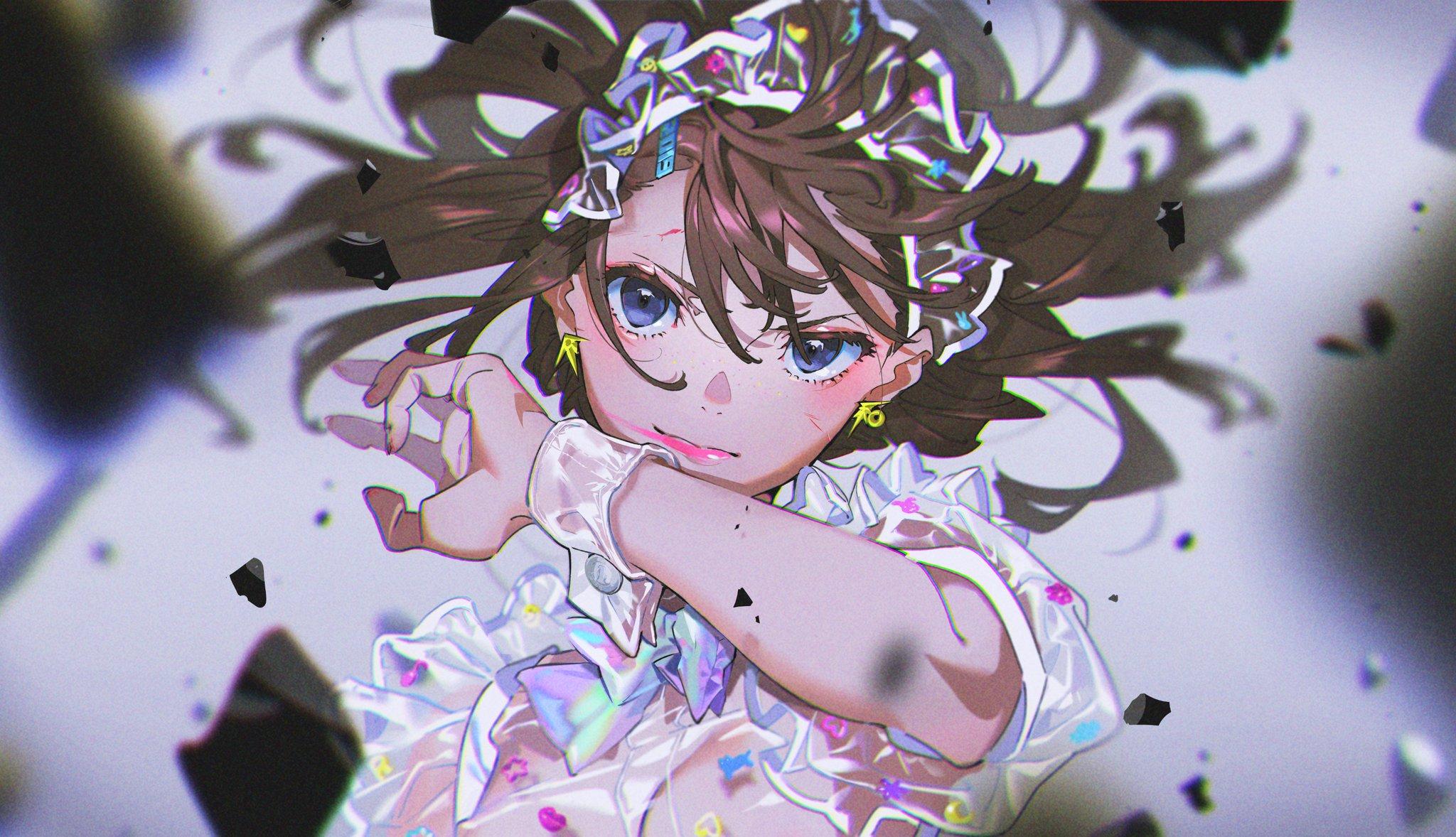 【画师推荐】日本超人气画师,米山舞插画作品集-Anime漫趣社