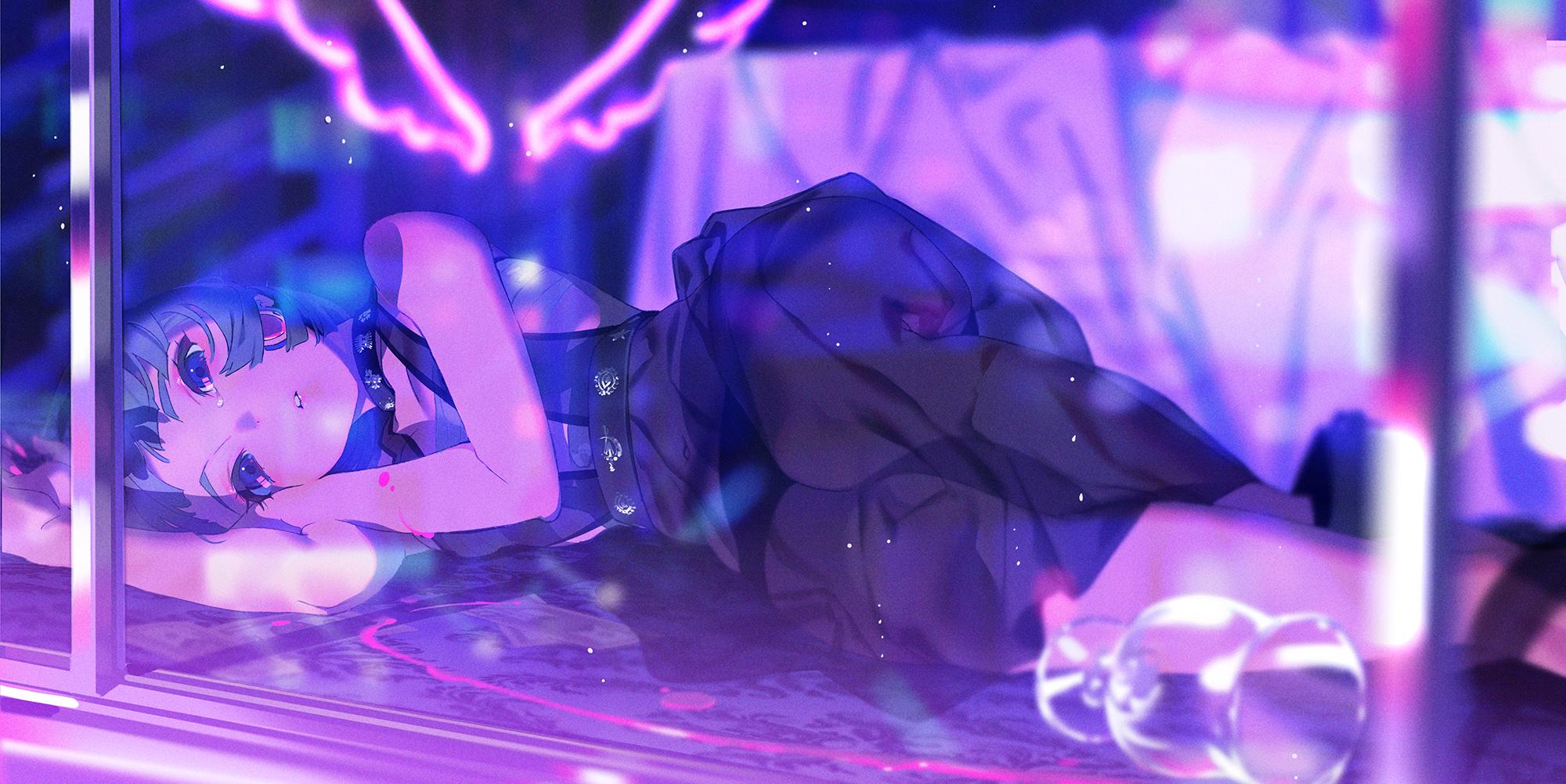 图片[9]-【画师推荐】日本超人气画师,米山舞插画作品集-Anime漫趣社