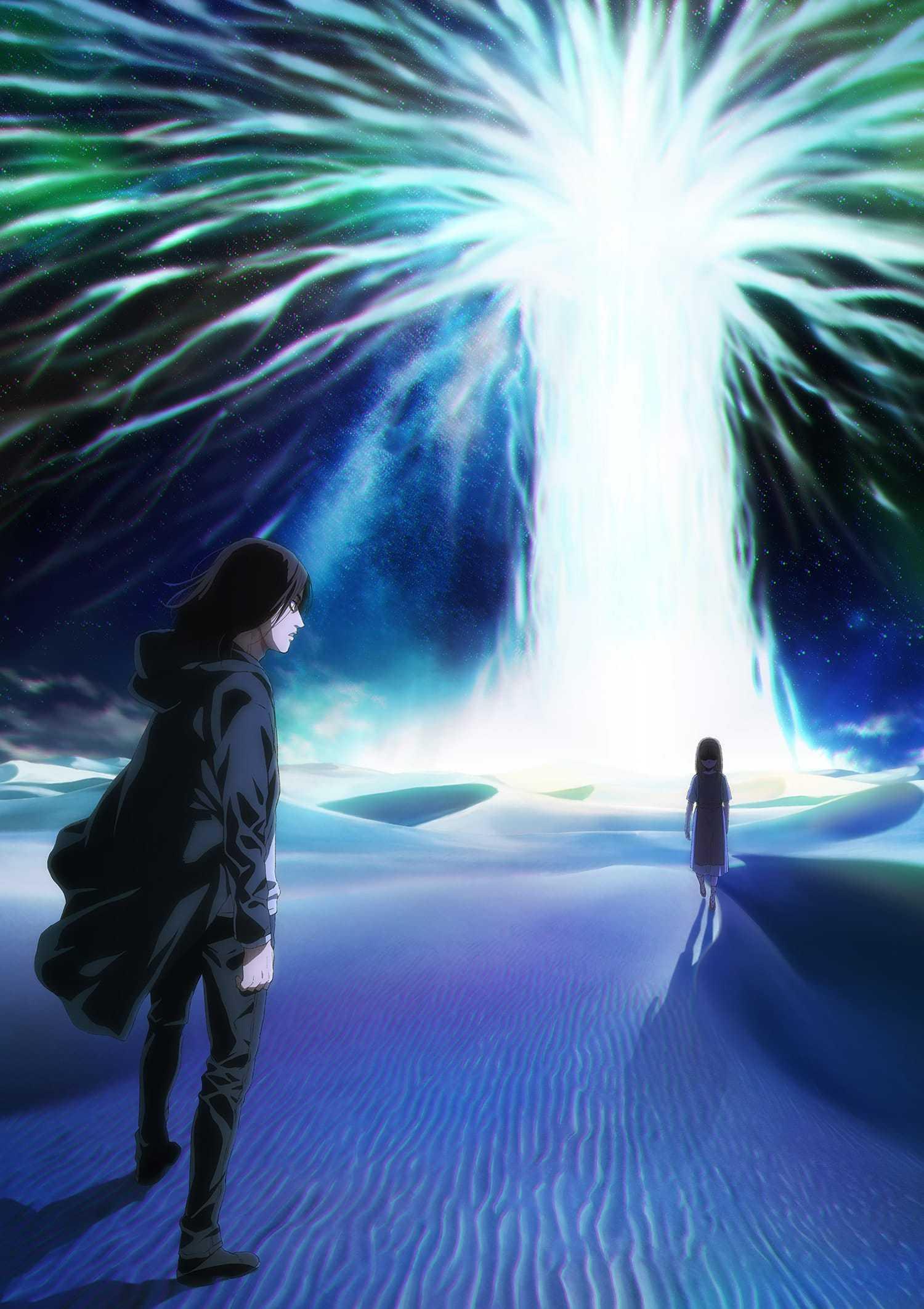 《进击的巨人》官推宣布:最终季Part.2 将于2022年1月播出!-Anime漫趣社
