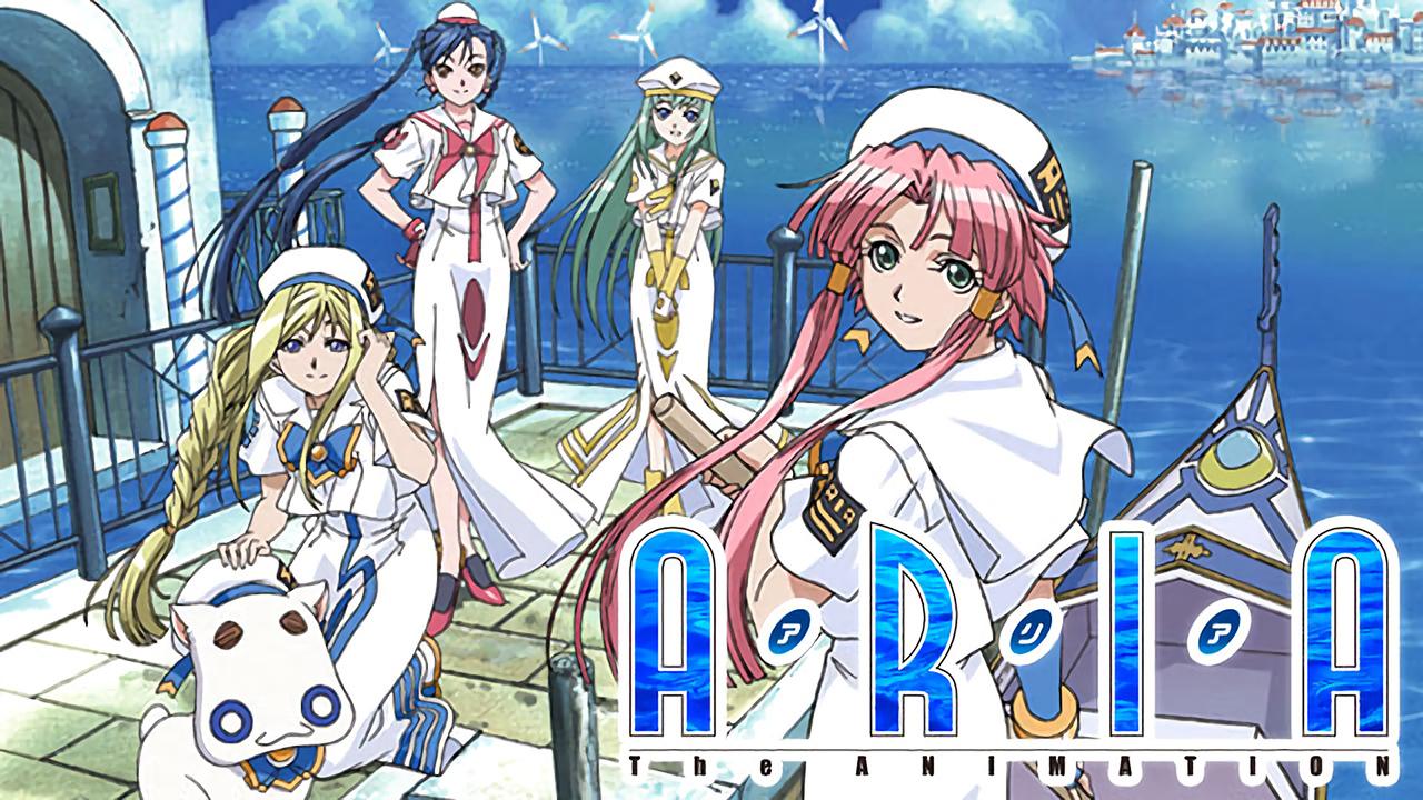 《水星领航员》15周年完全新作「ARIA The CREPUSCOLO」插图1