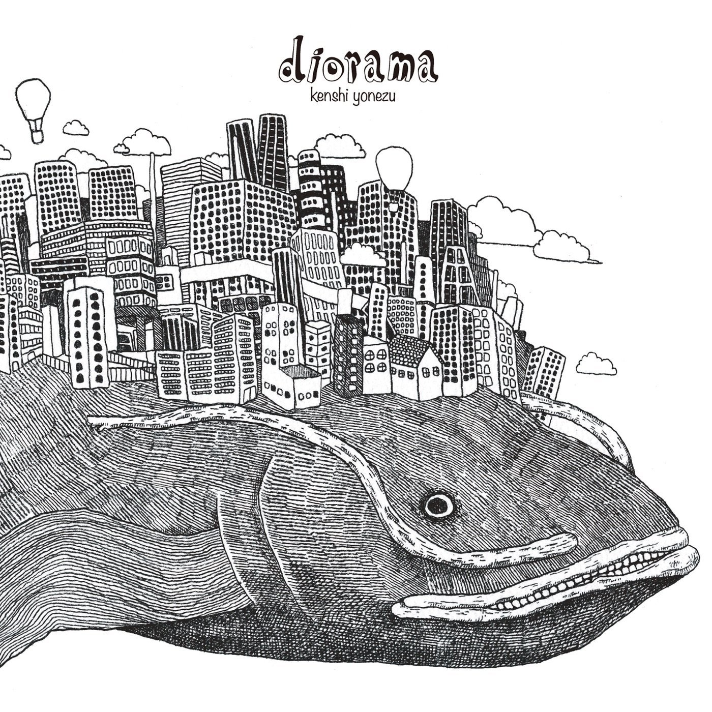 图片[1]-米津玄师 专辑「diorama」原声下载 [FLAC+MP3]