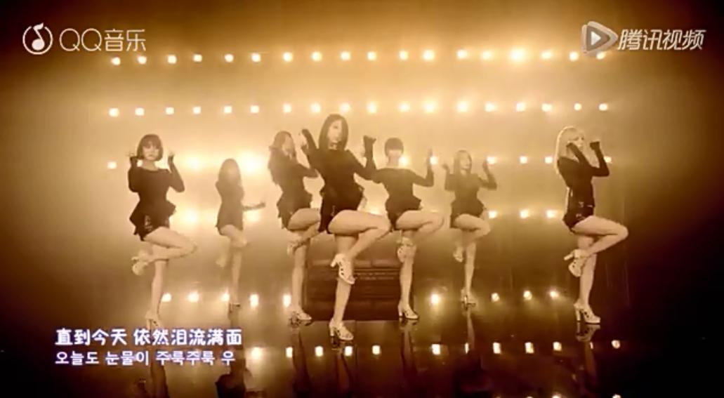 [高清MV]AOA-흔들려