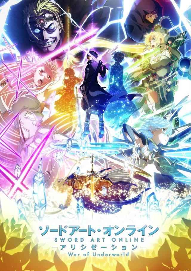刀剑神域 Alicization War of Underworld
