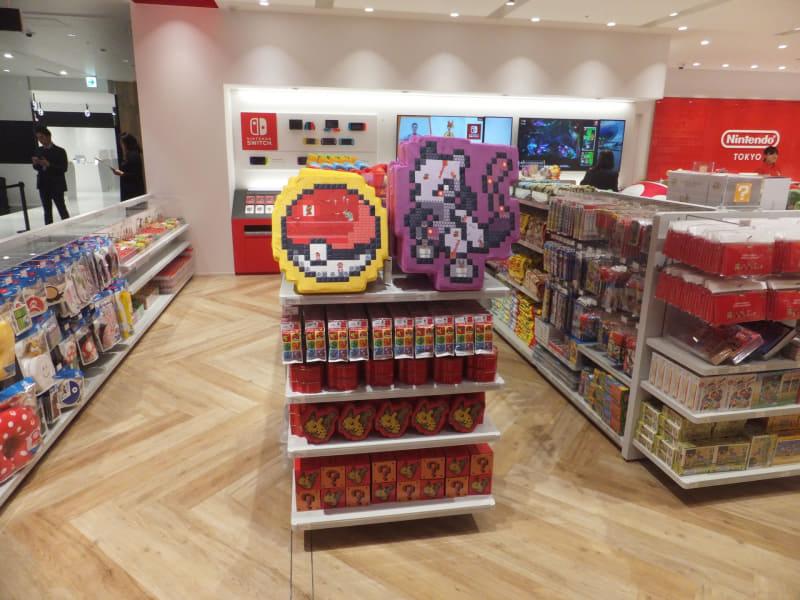 任天堂 直营店 Nintendo TOKYO 20_o