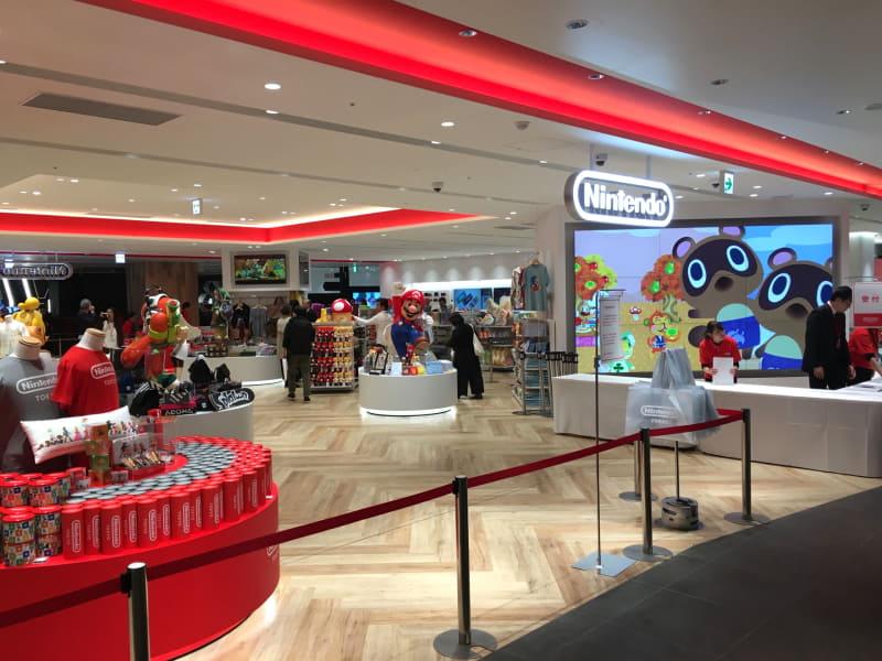 任天堂 直营店 Nintendo TOKYO 50_o