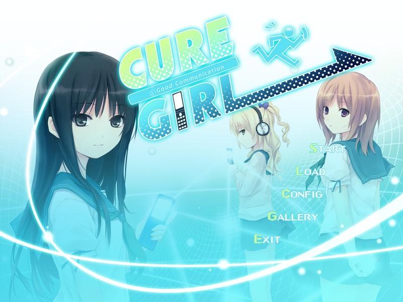 [ADV][Noesis][珈琲貴族]Cure Girl汉化硬盘版