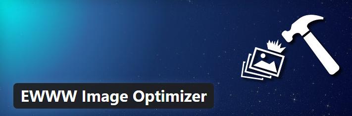 WordPress图片压缩优化插件:EWWW Image Optimizer