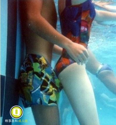 男生去游泳池都幻想这一幕