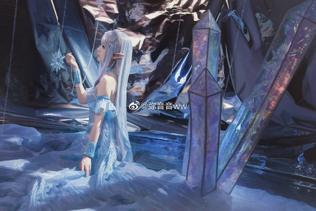 【cos正片】《Re:从零开始的异世界生活》爱蜜莉雅cosplay欣赏 cosplay-第10张