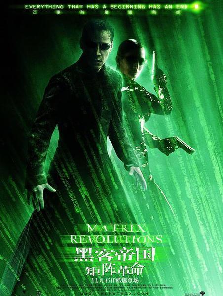 黑客帝国3:矩阵革命 The Matrix Revolutions