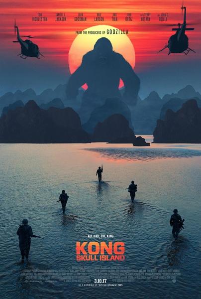 金刚骷髅岛/金刚:骷髅岛 Kong: Skull Island