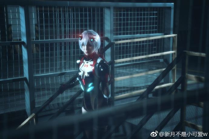 【cos正片】我不是你的人偶《EVA》绫波丽cosplay欣赏 cosplay-第5张