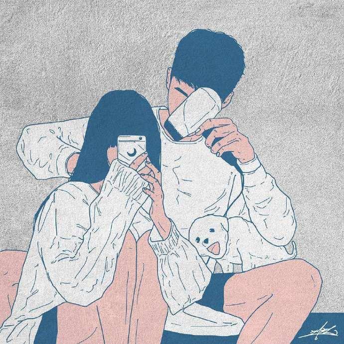 晚安心语句子191124:年轻人还在为爱哭泣,而我们成年人只会为穷落泪