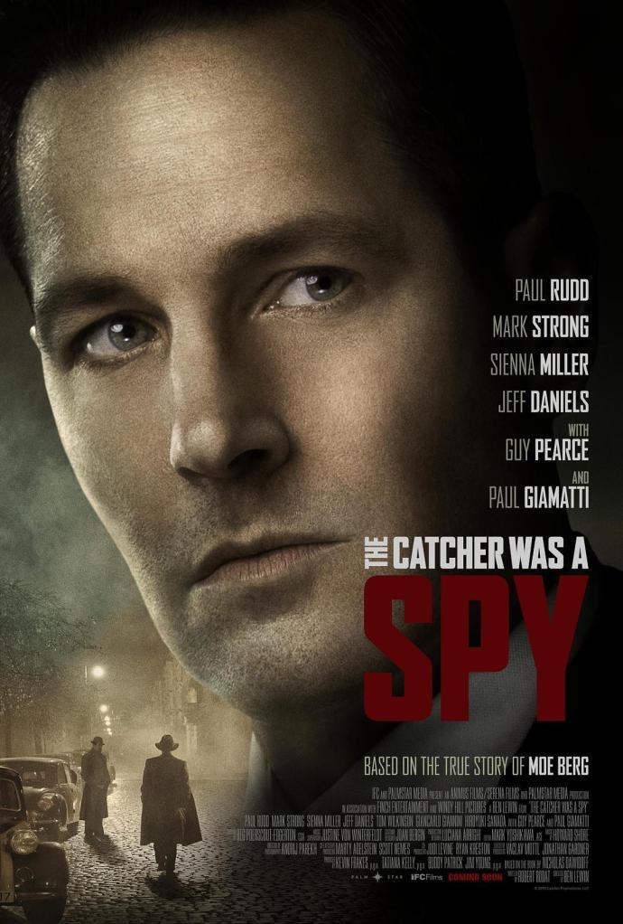 接球手间谍 The Catcher Was a Spy