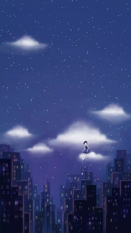 itotii晚安说说语录0329:宁可孤单,也不将就