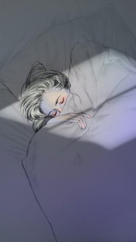 晚安心语语录191009:如果只是路人,请好好路过