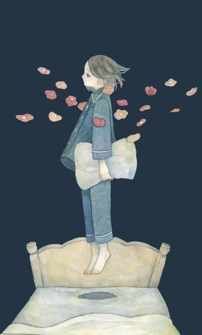 itotii早安心语句子200107:自由散漫的凉风,能治愈乱糟糟的坏心情