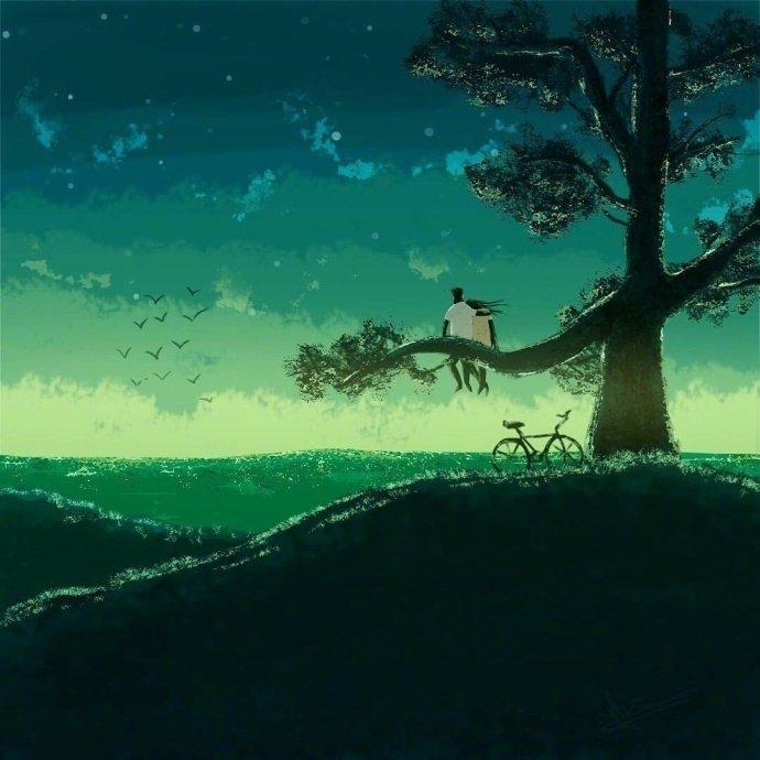 晚安心语心情200205:人生若如初相见,何谈旧时风花雪月