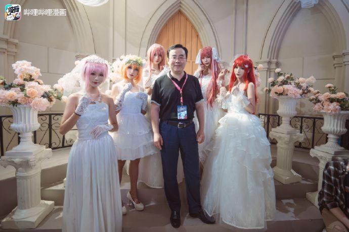 陈睿 B站 五等分的花嫁