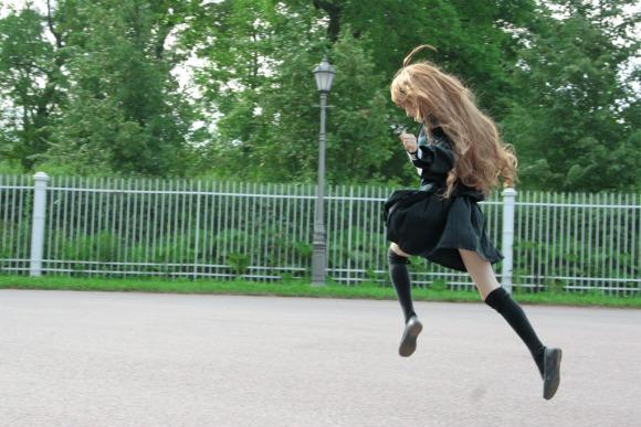 奔跑吧。妹子!