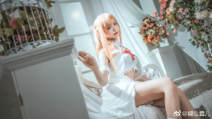 【cos正片】《刀剑神域》亚丝娜cosplay欣赏 cosplay-第7张