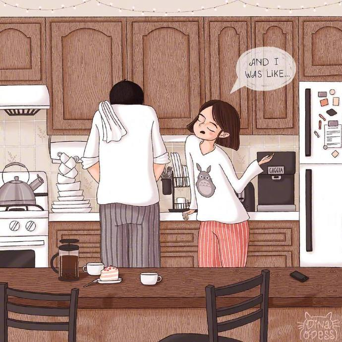 早安心语191020:一个人久了,连被爱都不擅长啊