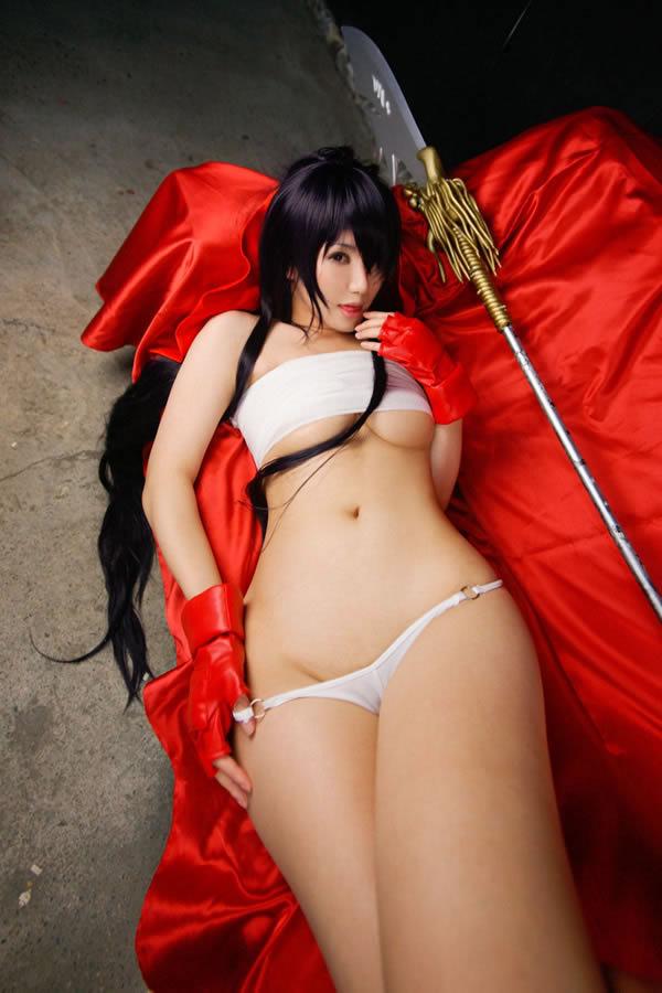 青龙偃月刀?关羽cosplay就要这样。