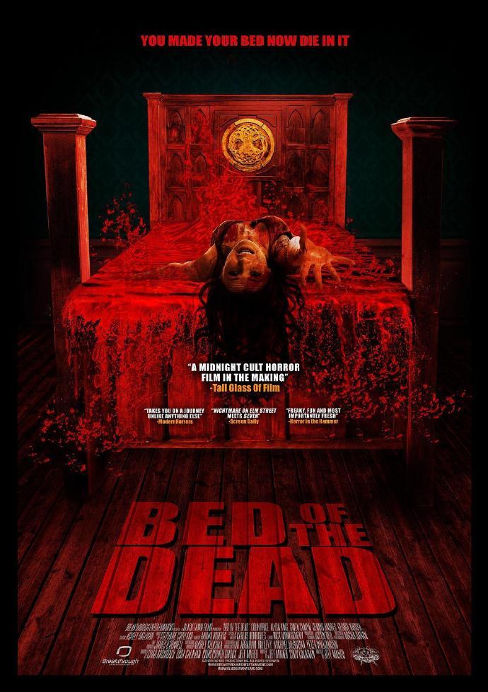 恶床 BED OF THE DEAD 【蓝光720p/1080p内嵌中文字幕】【2016】【恐怖】【加拿大】