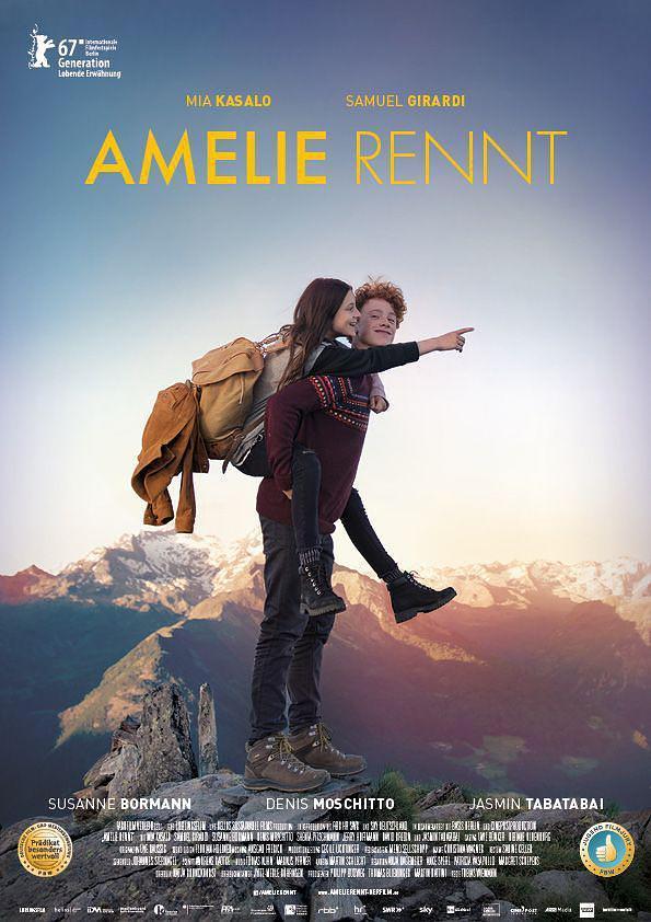 生命的奇迹 Amelie rennt 【蓝光中字】【2017】【剧情】【德国/意大利】