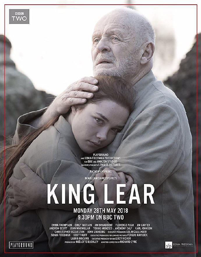 李尔王 King Lear 【WEB-DL720p内嵌中英字幕】【2018】【剧情】【英国】