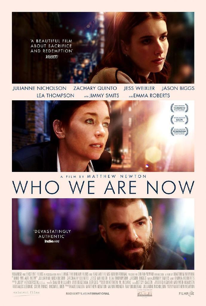 我们现在是谁 Who We Are Now 【WEBRip720p/1080p外挂中英字幕】【2017】【剧情】【美国】