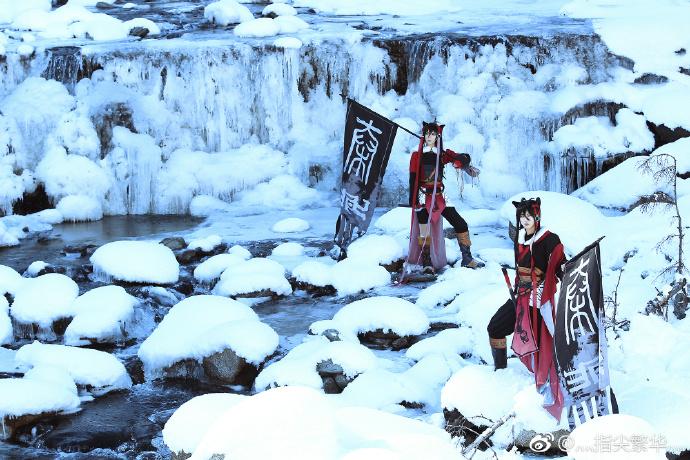 【cos正片】《国家宝藏》杜虎符拟人 cosplay欣赏 cosplay-第8张