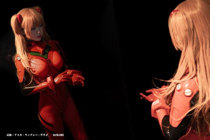 【cos正片】《新世纪福音战士》明日香 cosplay欣赏 cosplay-第16张