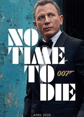 007:無暇赴死 No Time to Die