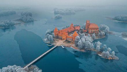 特拉凯城堡博物馆