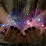 """""""你永远也不会孤独,引导着日月星辰的力量,同样也引导着你。"""""""