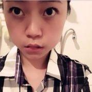 妞子鲁飞微博照片