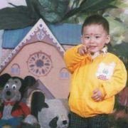 李易峰的牛奶宝宝