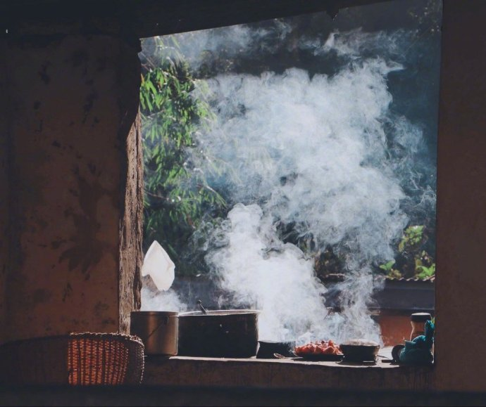 最是人间烟火气,抚平世俗凡人心 唯美