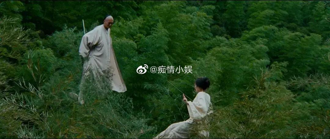 影视资讯电影《卧虎藏龙icon》拍那段经典的...