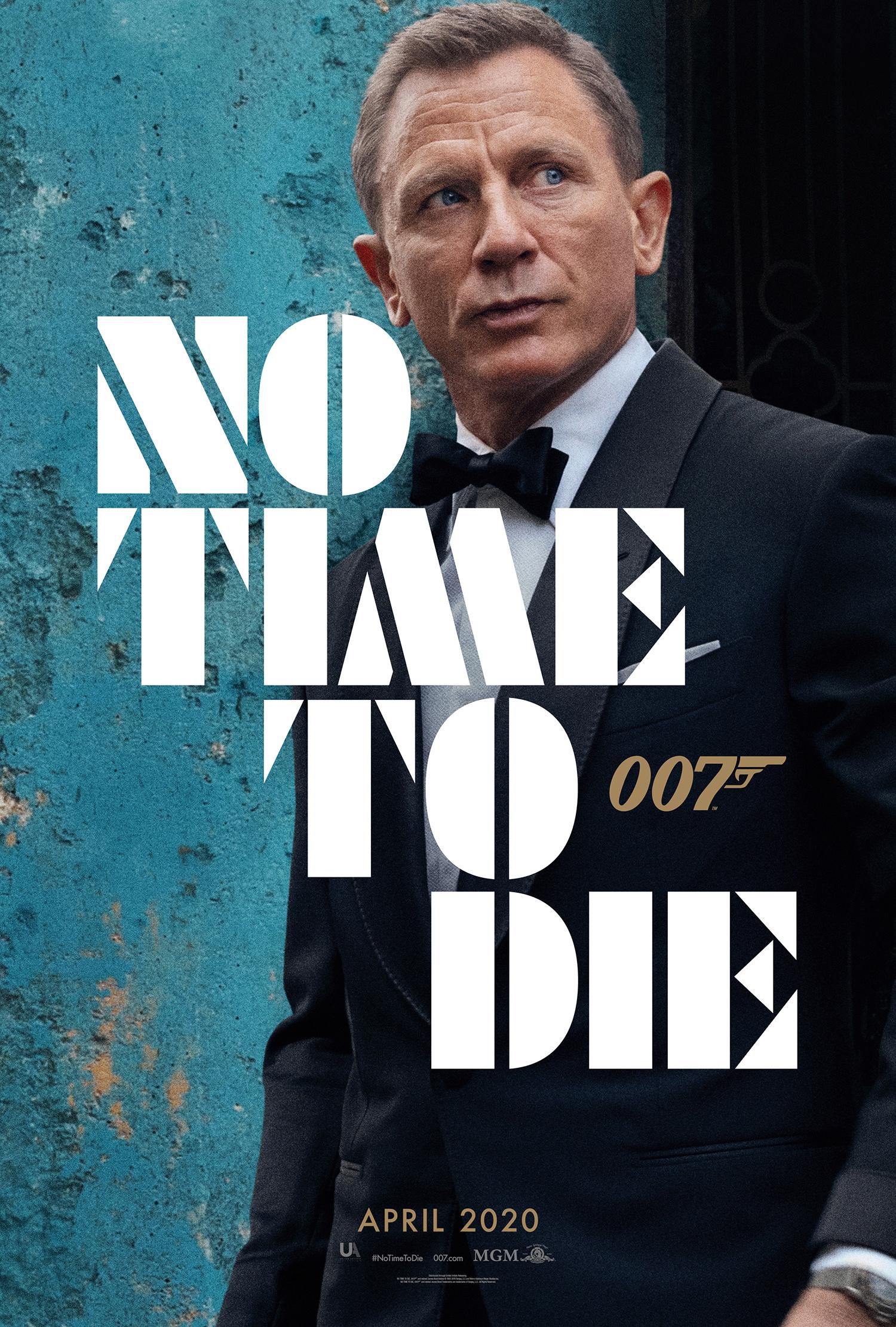 《007:无暇赴死》-百度云高清720P资源分享