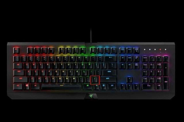 顿号在键盘上怎么打?