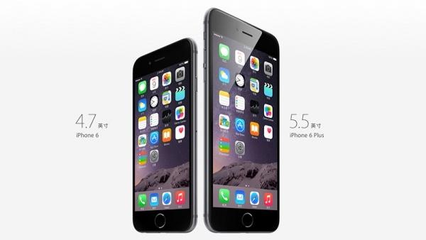 用过iPhone 6 Plus之后就不习惯iPhone6了的照片