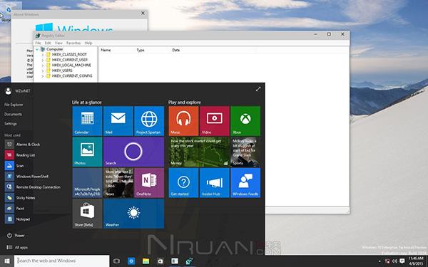 最新版Win10 Build 10056视频演示有哪些新变化的照片