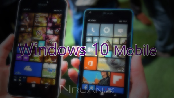 Windows 10 Mobile手机版发布时间曝光的照片 - 1