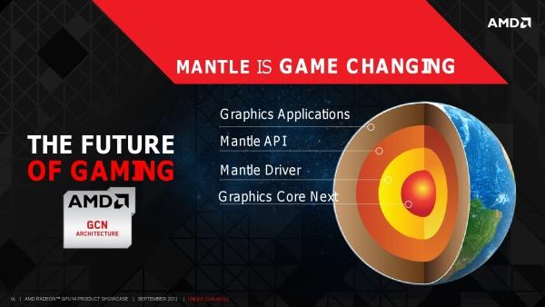 功成身退:AMD Mantle不再优化了的照片